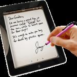 Touchpad Stylus Pen