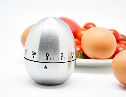 Stainless Steel Egg Timer