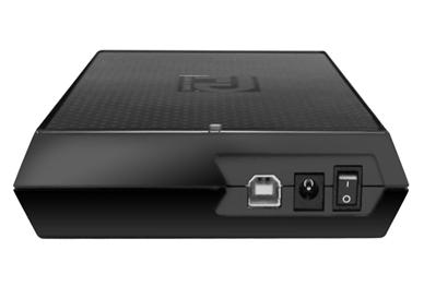 Fantom Drives FDD2000U Diamond 2TB External Hard Drive USB 2.0
