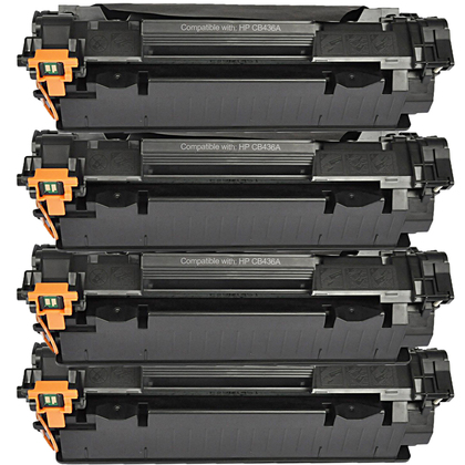 HP 36A (CB436A) New Compatible Black Toner Cartridge for P1505/P1505n
