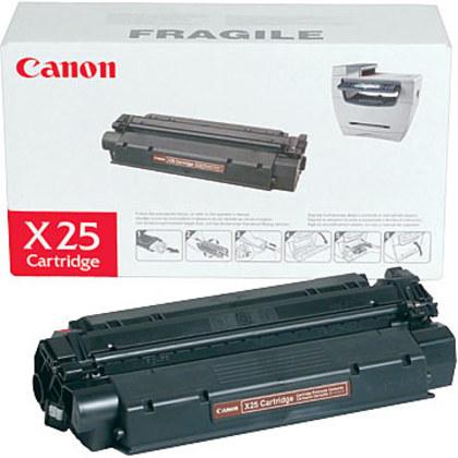 Canon X-25 OEM Black Toner Cartridge
