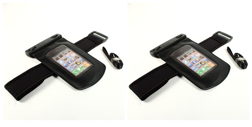 Waterproof Diving Armband Case for iPhone 4 4S iPod Mobile Phone