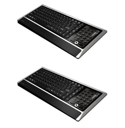 Saitek Eclipse Lite Touch Wireless Keyboard USB
