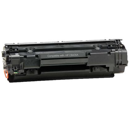 HP 35A (CB435A) New Compatible Black Toner Cartridge