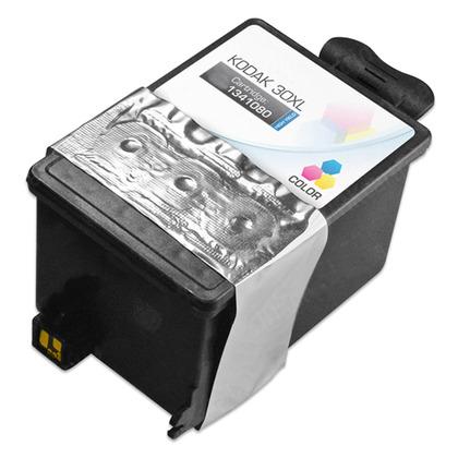 Kodak 30XL New Compatible Color Ink Cartridge (1341080) - High Yield