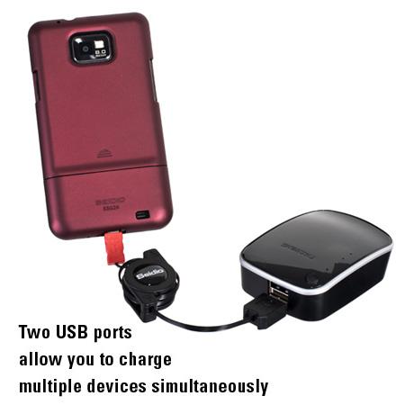 Seidio™ Charging Vault Kit