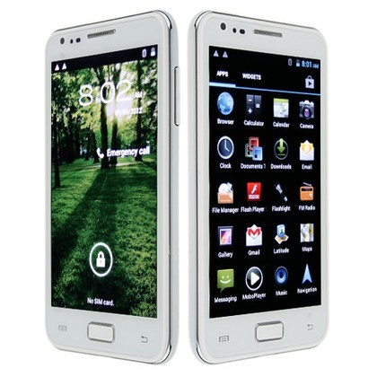 Android4.0, Touch Screen cellphone