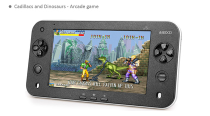 Android 2.3 gaming tablet