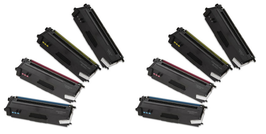 TN-315 New Compatible Toner Cartridge ( High Yield) Combo set