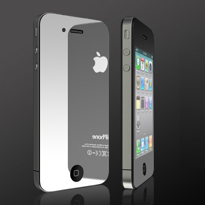 Luster Mirror iPhone 4 4s Screen Protector