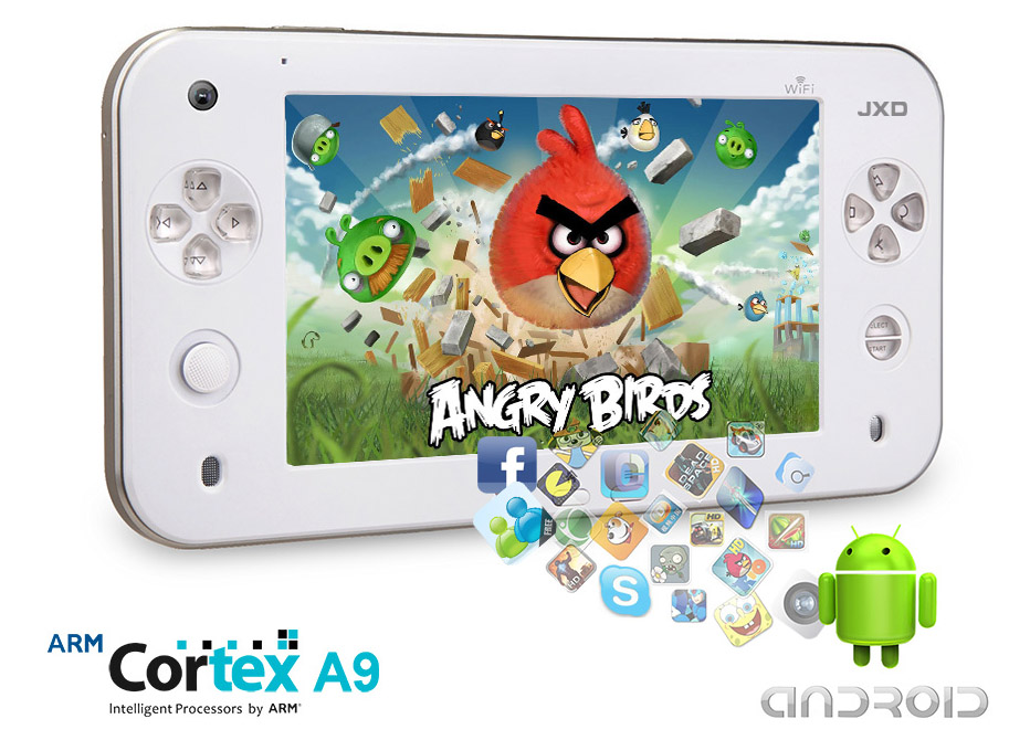 S7100 android 2.3 gaming tablet