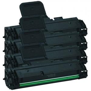 Samsung SCX-4521D3 New Compatible Black Toner Cartridge (High Yield) 4 Pack
