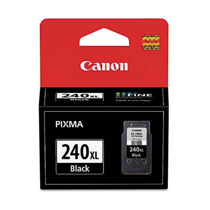 Canon PG-240XL OEM Black Ink Cartridge (High Yield)