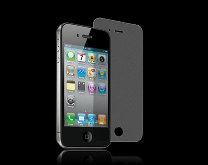 iPhone matte screen protector
