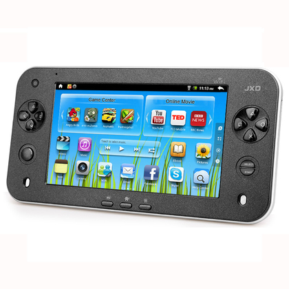 Android Game Console S7100 Black