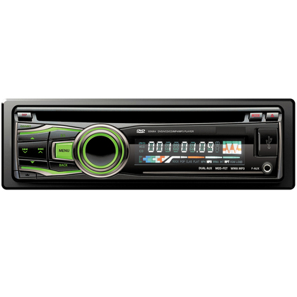 CD-KSD-3219 Single Din Car DVD Player with FM,AV output,support SD card and USB