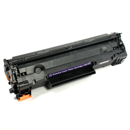 HP 278A (CE278X) New Compatible Black Toner Cartridge (High yield 3,000 pages)