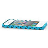 iLuv® Pulse Dual-layer protection for iPhone 5, Blue