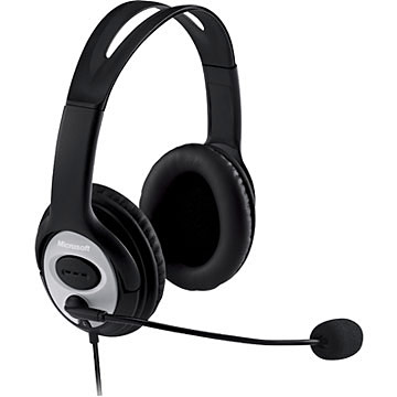 Microsoft LifeChat Refresh JUG-00016 Headset