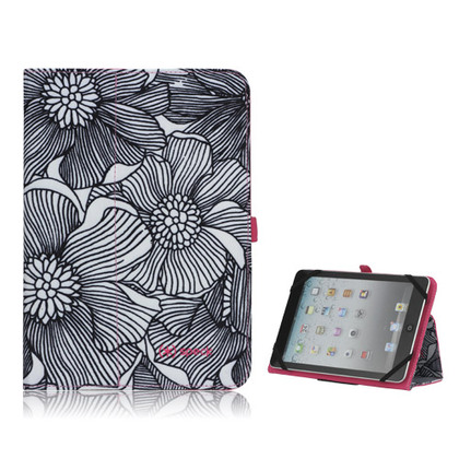 MagFolio Fresh Bloom Stand Case Cover for iPad Mini Kindle Fire HD 7inch