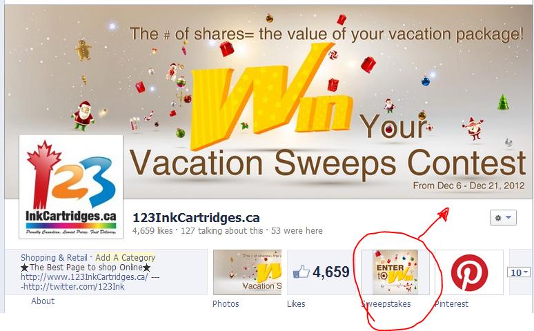 step 2 facebook contest