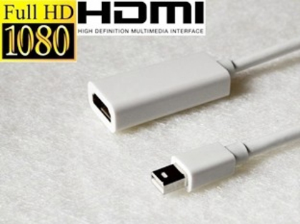 minidisplayport to hdmi adapter
