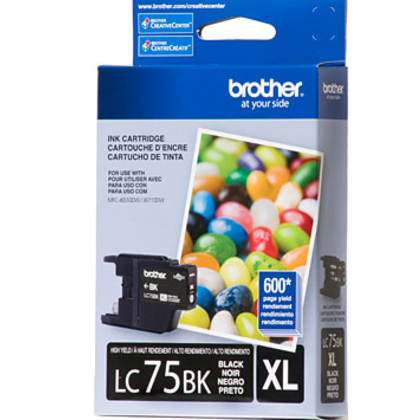 Brother LC75 oem ink cartridges