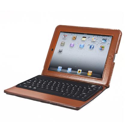 BRK iPad keyboard portfolio case