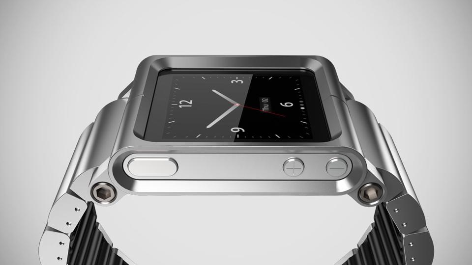 Lunatik® iPod Nano 6th Watch 123inkcartridges