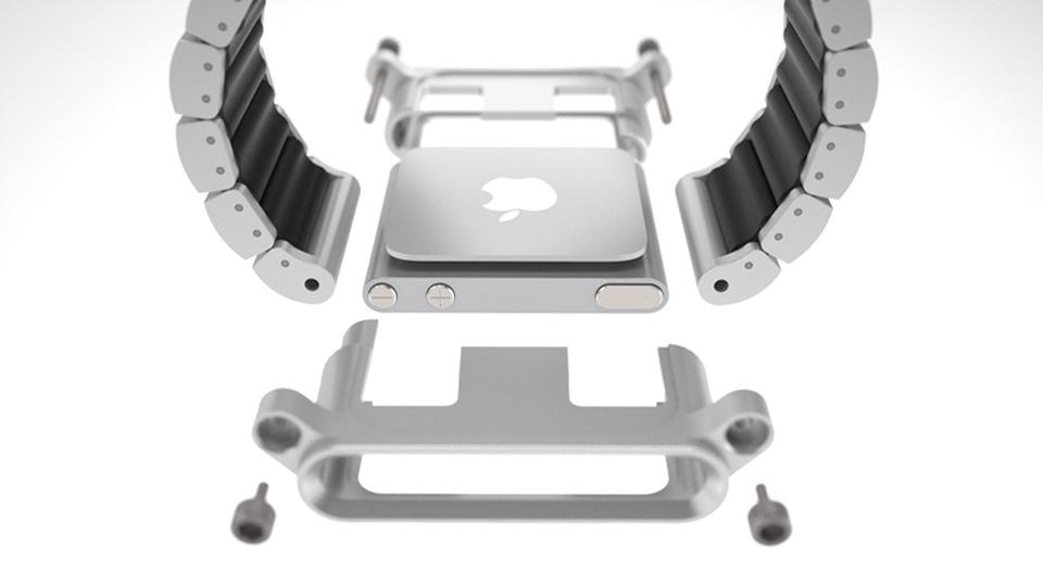 Lunatik® iPod Nano 6th Watch