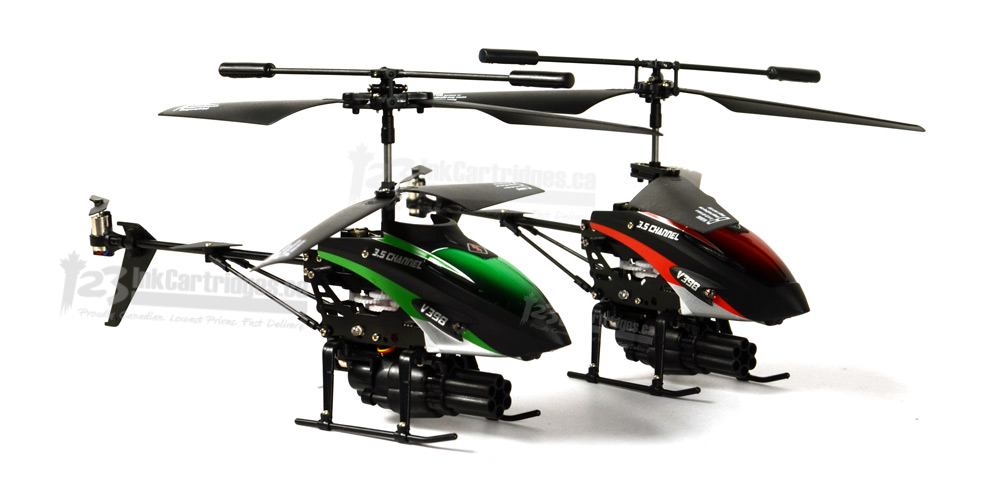 RC helicopter Canada