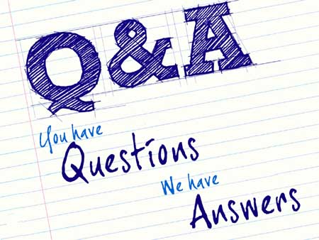 ask yor question on our facebook page here