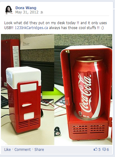 123inkcartridges facebook comment
