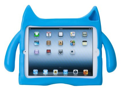 iPadding Kids Protective Case Blue