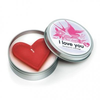 Donkey® Candle to Go, Love You
