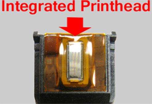 IntegratedPrinthead