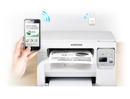 samsung SCX-3405W laser printer
