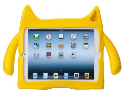 iPadding Kids Protective Case Yellow