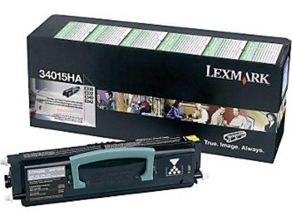 Lexmark 34015HA OEM toner cartridges