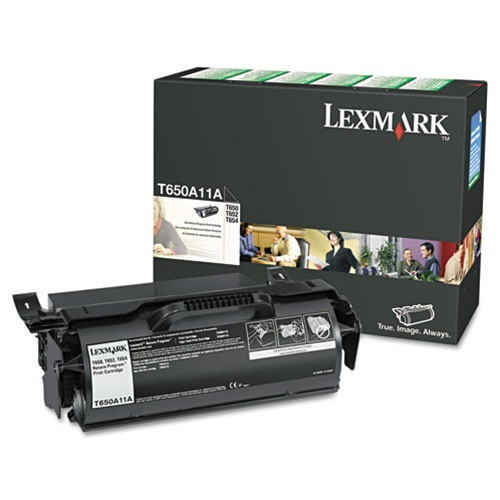 Lexmark T650A11A toner cartridges