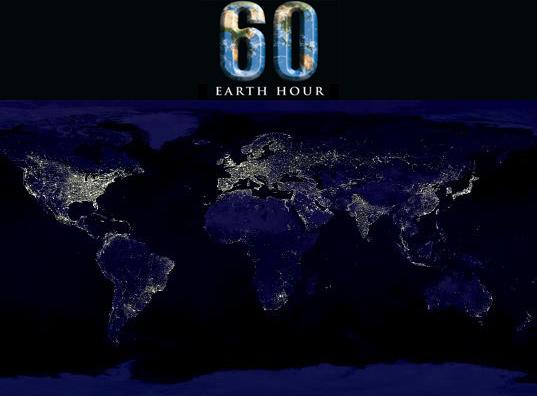 earthhour 2013