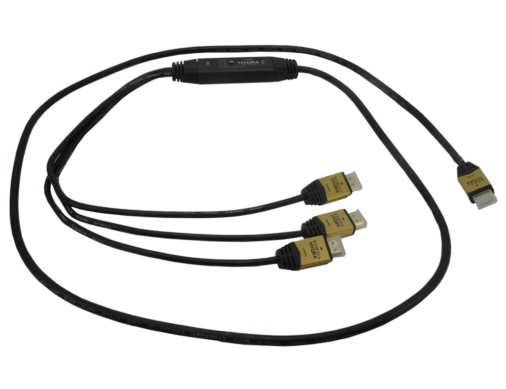 How to Connect 2 Hdmi Cables to 1