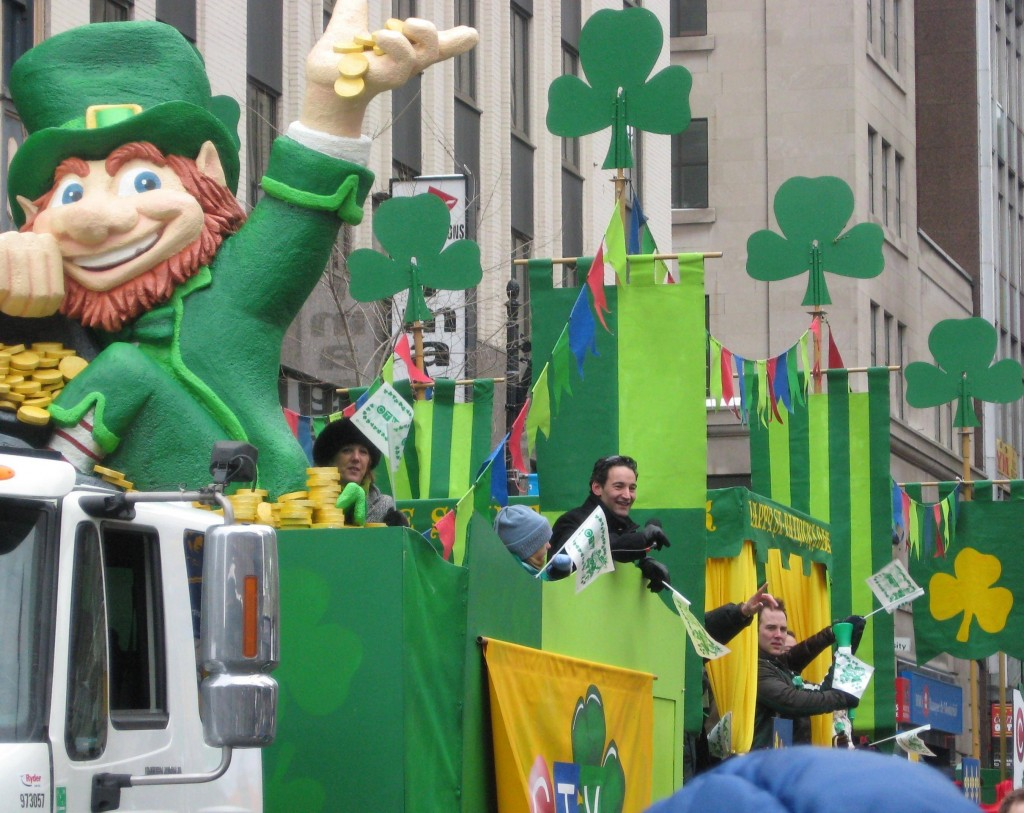st patrick day canada