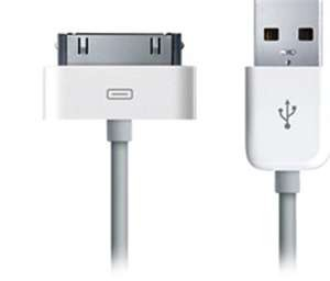 Syncing Your Computer with iPad Cable