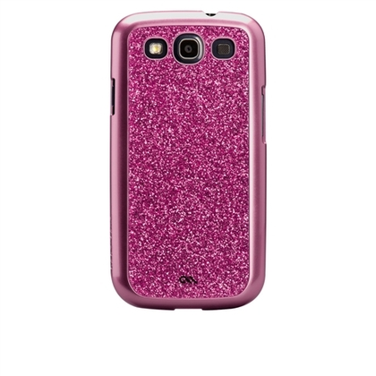 Glam Case for Samsung Galaxy S3 pink