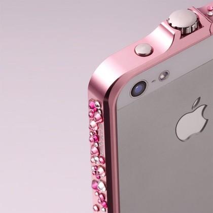 Esoterism® Embrace-5 Enchanted 100 Aluminum Bumper for iPhone 5
