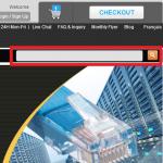 PrimeCables.com search Bar