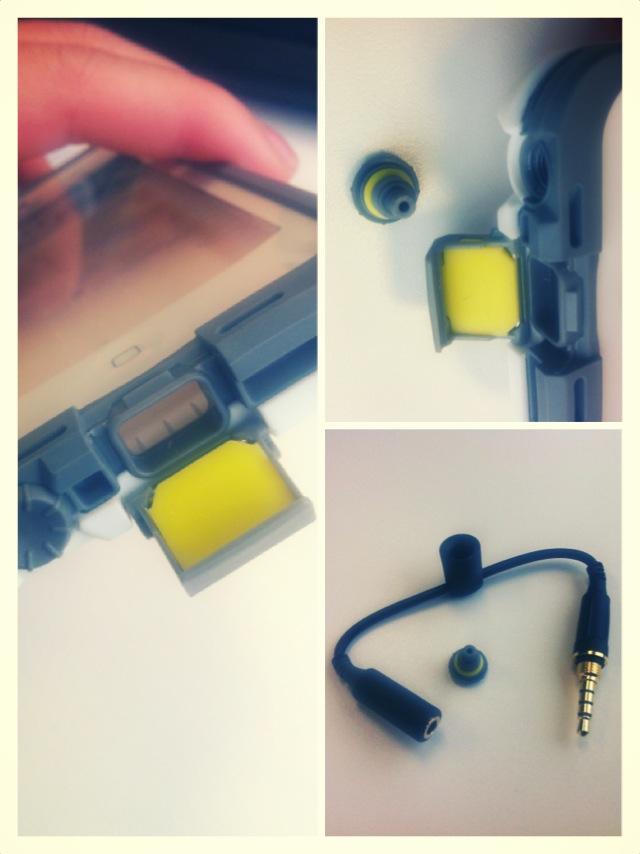 Lifeproof fre headphone adapter