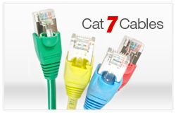 Category 7 Ethernet Cables