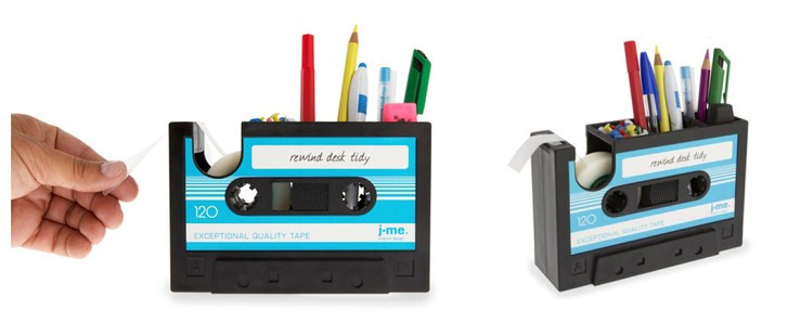 j-me® Rewind Desk Tidy